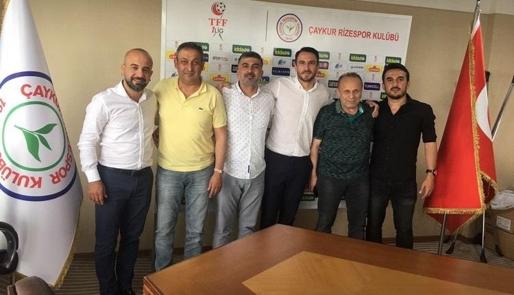 Ali Çamdalı, Çaykur Rizespor'da! Menajeri FutbolArena'ya konuştu