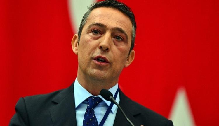 Ali Koç: 'Eğer başkan seçilirsek...'