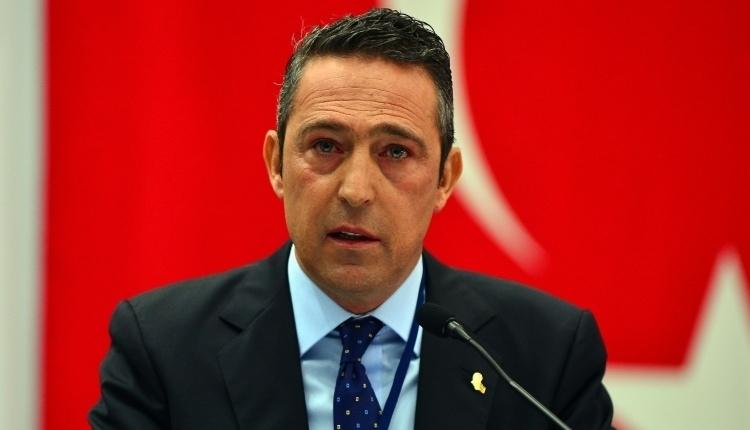 Ali Koç'tan transfer müjdesi! 'Liste hazır'