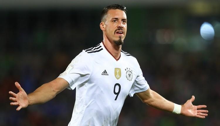 Almanya'da Sandro Wagner milli takımı bıraktı