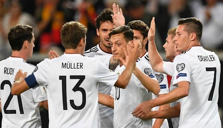 Almanya'nın Dünya Kupası kadrosu açıklandı