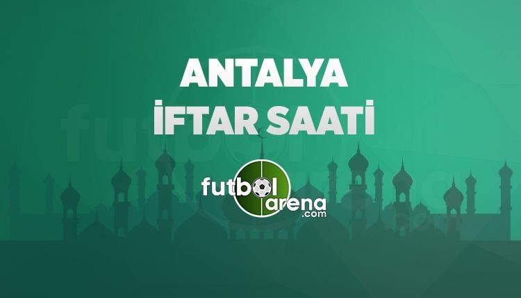 Antalya iftar saati kaçta? İftar saati Antalya (Antalya İftar kaçta 16 Mayıs 2018)