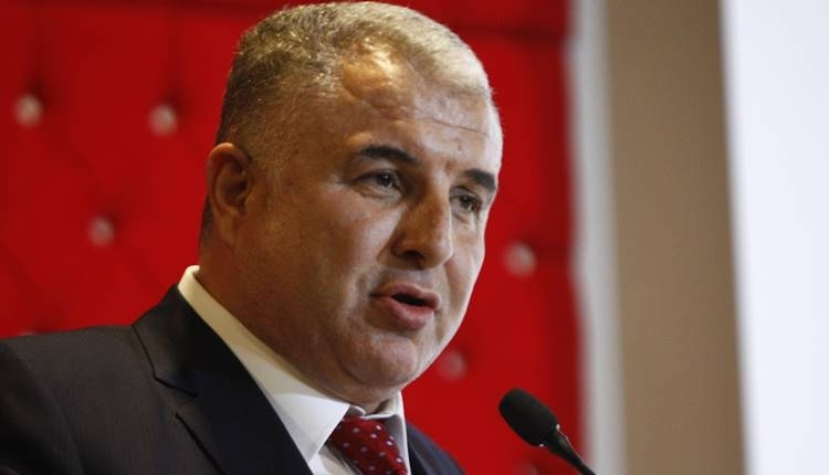 Antalyaspor Başkanı Cihan Bulut: '42 milyon lira tasarrufumuz oldu'