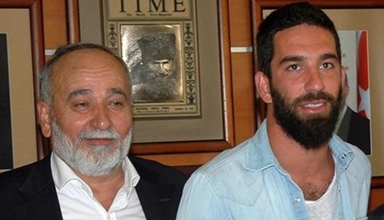 Arda Turan'ın babası Adnan Turan hastaneye kaldırıldı! (Adnan Turan'ın sağlık durumu nasıl?)