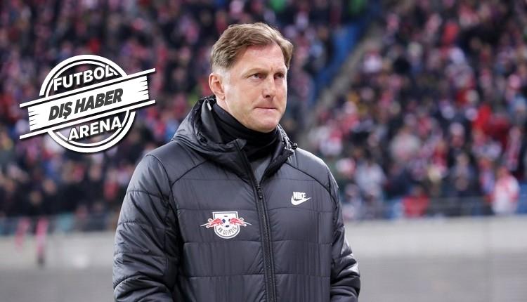 Arsenal'de teknik direktörlük için Ralph Hasenhuttl iddiası