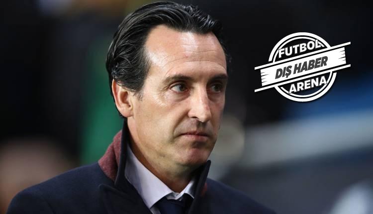 Arsenal'in yeni teknik direktörü Unai Emery!