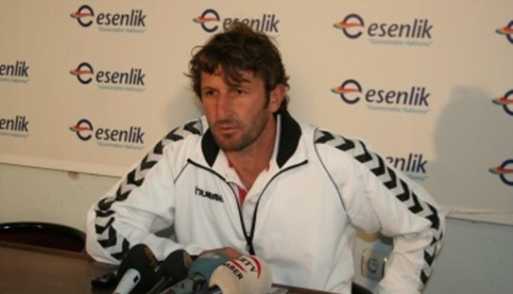 Atiker Konyaspor'da Abdurrahman Baysangur: