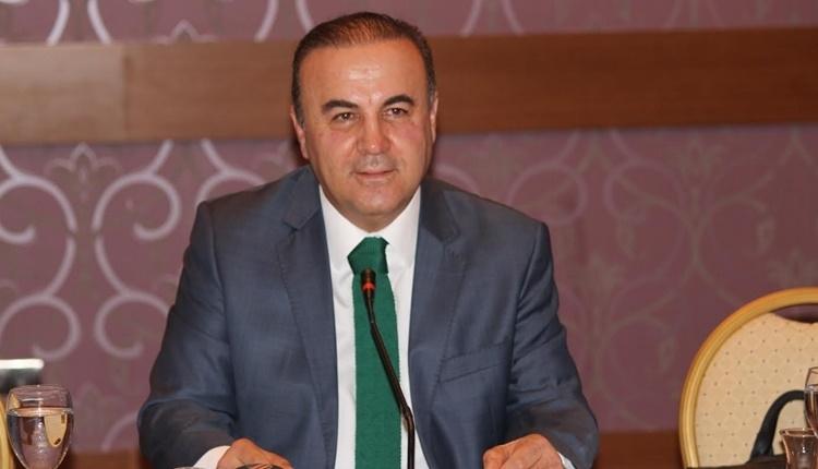 Atiker Konyaspor'da Ahmet Baydar: 'İlk yarıda istediğimiz verimi alamadık