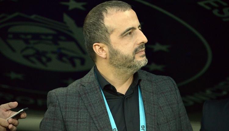 Atiker Konyaspor'da Celalettin Çakıcı istifa etti