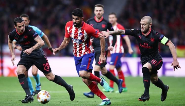 Atletico Madrid 1-0 Arsenal maç özeti ve golleri (İZLE)