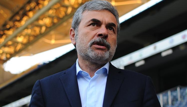 Aykut Kocaman Beşiktaş maçı öncesi neler söyledi? (Fenerbahçe - Beşiktaş maçı oynanacak mı?)