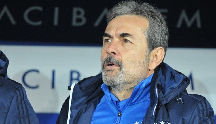 Aykut Kocaman Bursaspor maçı sonrasında dert yandı