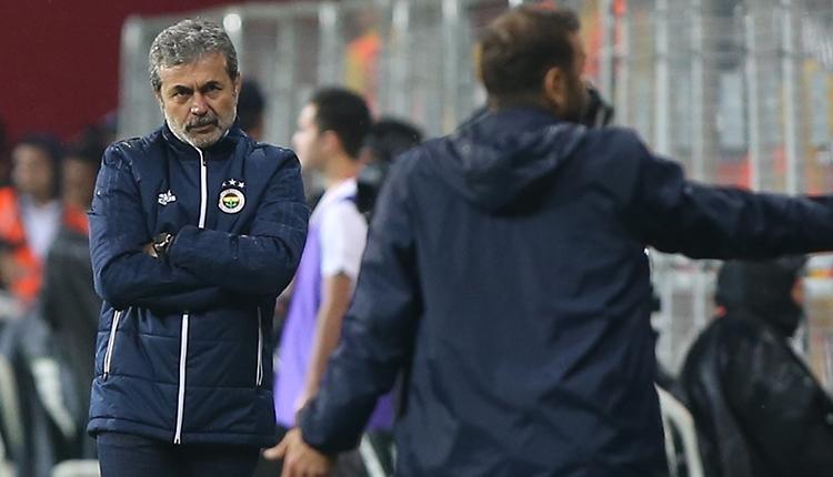 Aykut Kocaman'dan Akhisarspor maç sonu: 'Atamayana atarlar'
