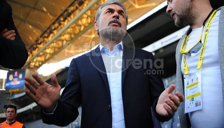 Aykut Kocaman'dan flaş Beşiktaş sözleri: 'Yanıldım'