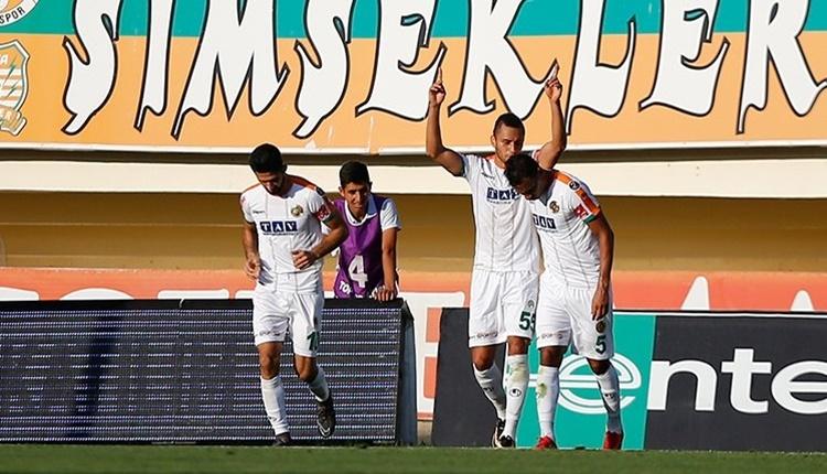 Aytemiz Alanyaspor 3-2 Antalyaspor maçın özeti ve golleri (İZLE)