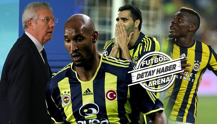 FB Transfer: Aziz Yıldırım'dan transfere 385 milyon Euro