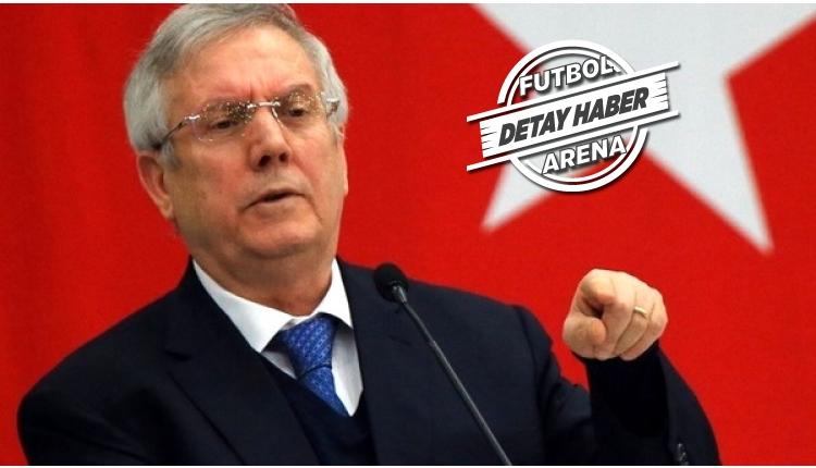 Aziz Yıldırım'ın Ziraat Türkiye Kupası kabusu