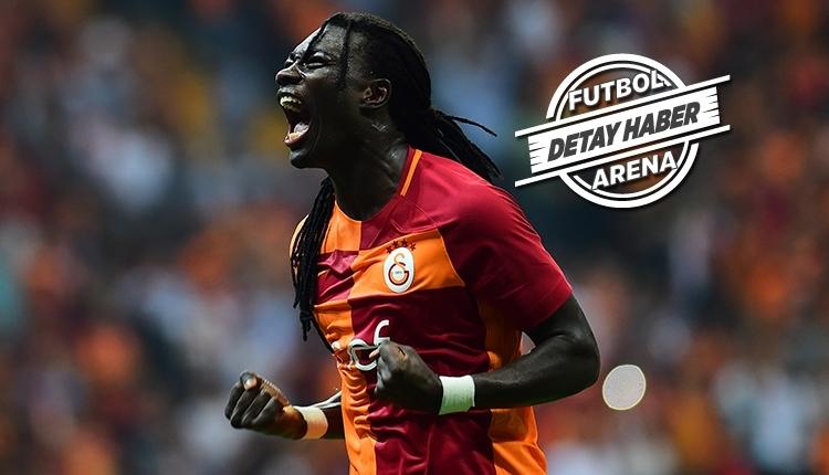 GS Haberi: Bafetimbi Gomis, galibiyet golünde ligin en iyisi (Gomis'in golleri)