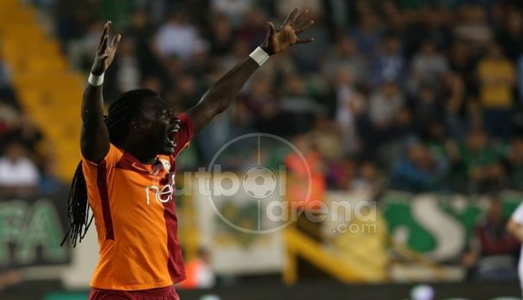 Bafetimbi Gomis penaltıyı yine kaçırdı