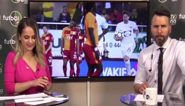 Bafetimbi Gomis'e sert eleştiri: 'Penaltıcı olmaz'