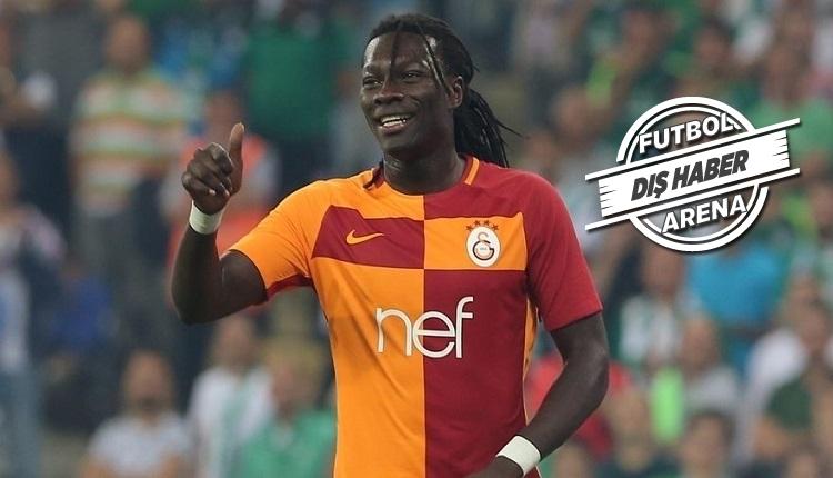 Bafetimbi Gomis'ten Galatasaray ve Türkiye itirafı