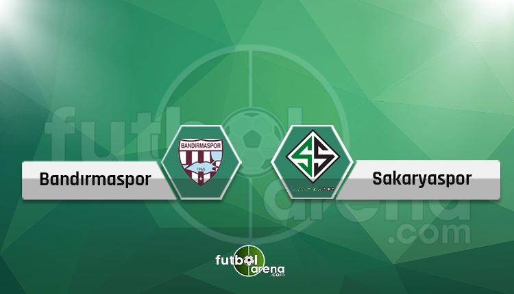 Bandırmaspor - Sakaryaspor play-off maçı ne zaman? (TFF 2. Lig play-off eşleşmeleri ne oldu?)