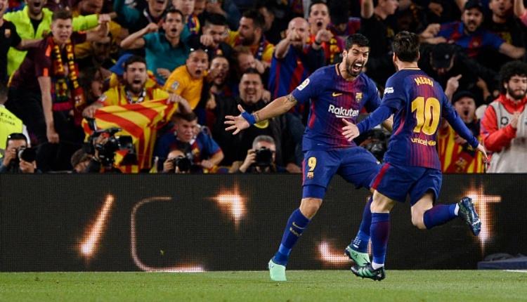 Barcelona 2-2 Real Madrid maç özeti ve golleri (İZLE)
