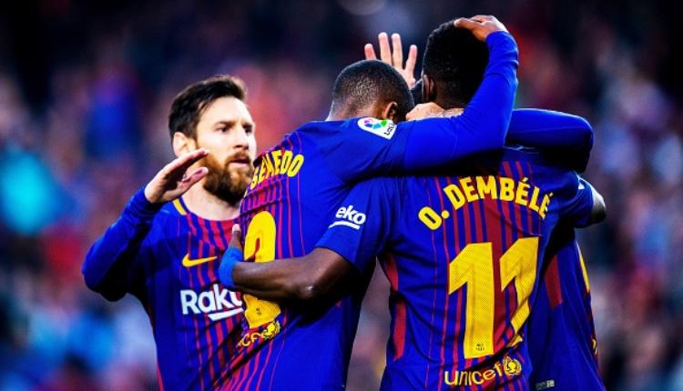 Barcelona 5-1 Villarreal maç özeti ve golleri (İZLE)