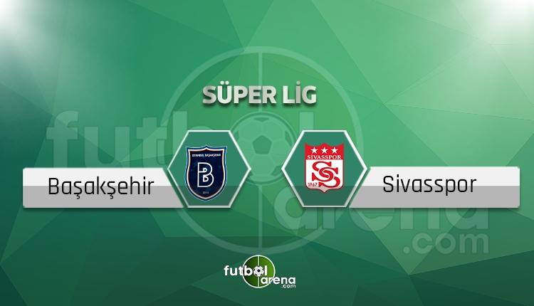 Başakşehir Sivasspor BeIN Sports canlı izle