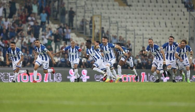 BB Erzurumspor 5-4 Gazişehir Gaziantep maçın özeti ve golleri (İZLE)