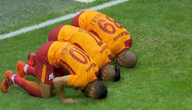 GS Haber: Belhanda ve Feghouli Göztepe maçında oruç tutacak mı?