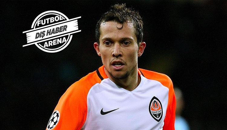BJK Transfer: Bernard'dan Beşiktaş açıklaması geldi