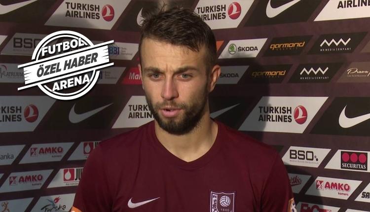 BJK Transfer: Beşiktaş, Boşnak futbolcu Elvis Saric'in peşinde!