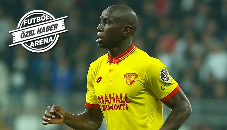BJK Transfer: Beşiktaş, Demba Ba ile anlaştı