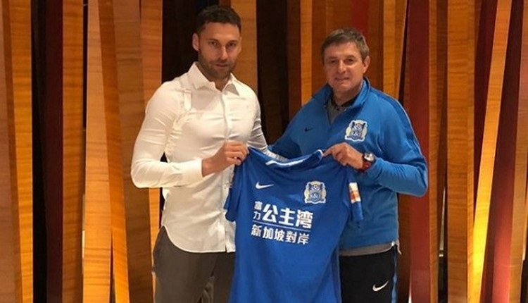 BJK Transfer: Beşiktaş, Dusko Tosic transferini açıkladı