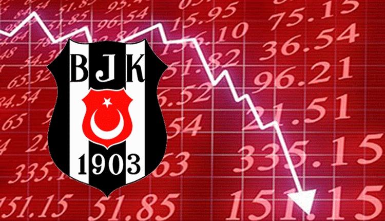 BJK Haber: Beşiktaş hisseleri düştü mü? KAP'a flaş açıklama (BJK hisse güncel fiyat)
