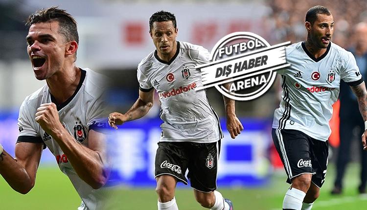 BJK Haber: Beşiktaş, PSG ve Chelsea ile yarışıyor