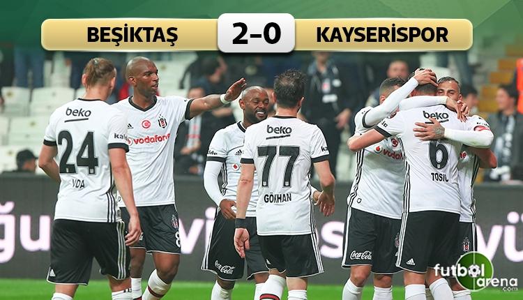 Beşiktaş savunmacılarıyla güldü!
