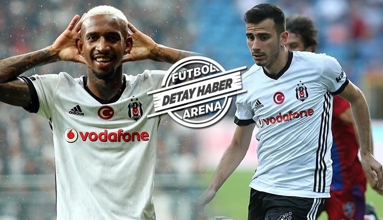 Beşiktaş Talisca ve Oğuzhan Özyakup'a güveniyor
