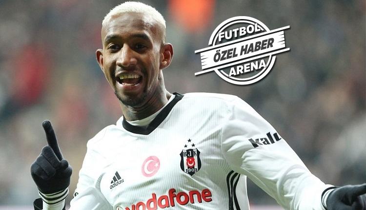 Beşiktaş ve Roma Talisca'nın transferi için görüştü