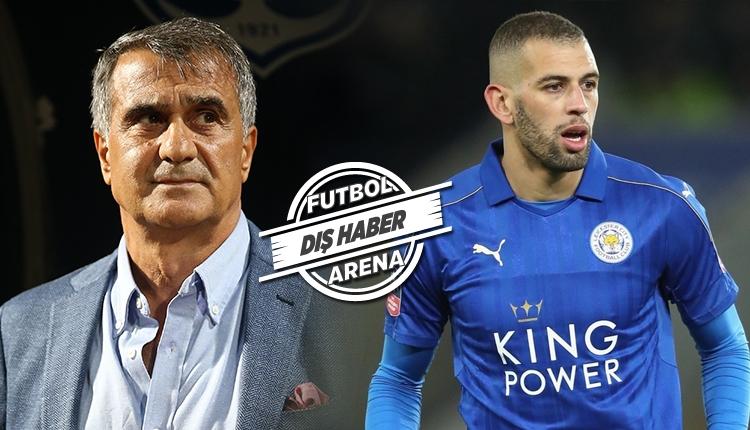 BJK Transfer: Beşiktaş ve Şenol Güneş için Slimani iddiası
