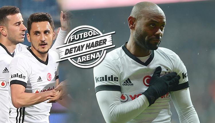 Beşiktaş yedek kulübesinden en çok katkı alan takım
