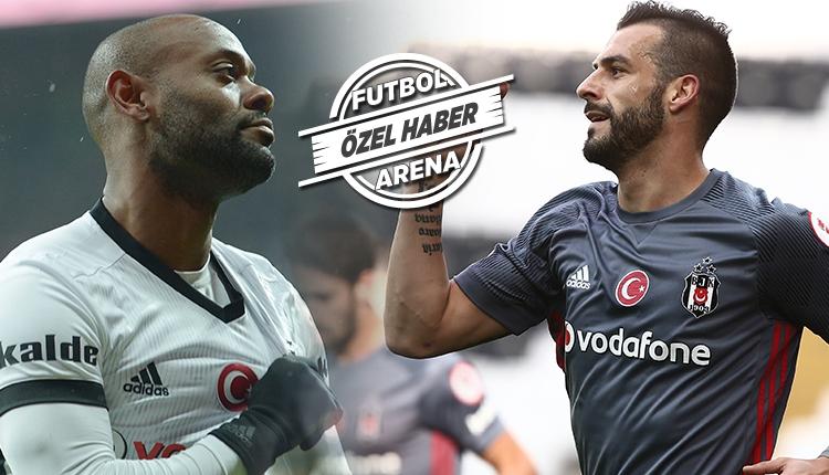 Beşiktaş yönetiminden Negredo ve Vagner Love kararı!