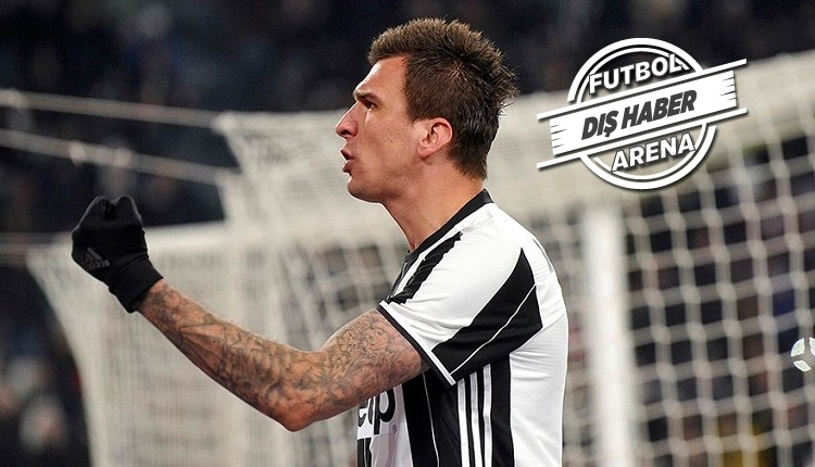 Beşiktaş'a Mandzukic transferinde Juventus'tan cevap geldi