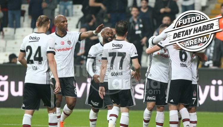 Beşiktaş'a savunmacılardan 10 gollük katkı