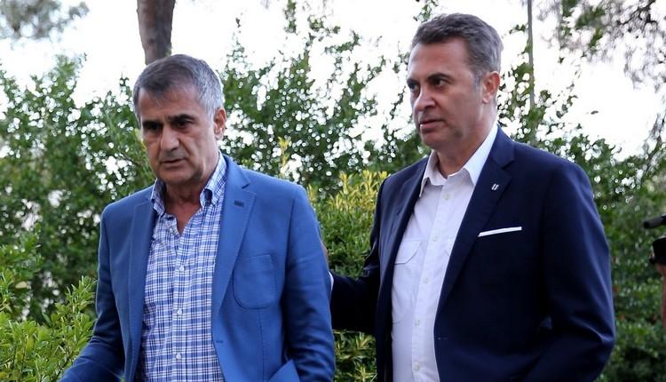 BJK Haber: Beşiktaş'a Şenol Güneş için flaş çağrı: