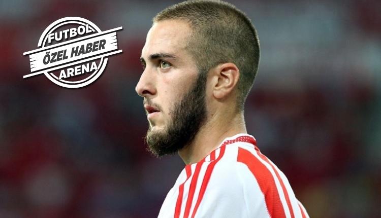 BJK Transfer: Beşiktaş'a yeni 10 numara transfer adayı Konstantinos Fortounis