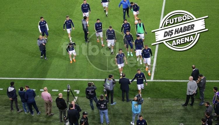Beşiktaş'ın Fenerbahçe maçına çıkmaması Avrupa basınında