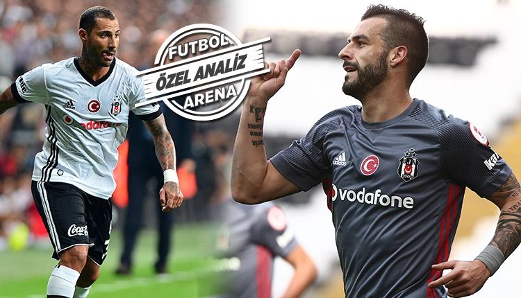 Beşiktaş'ın hücum planı: Orta, kafa, gol!