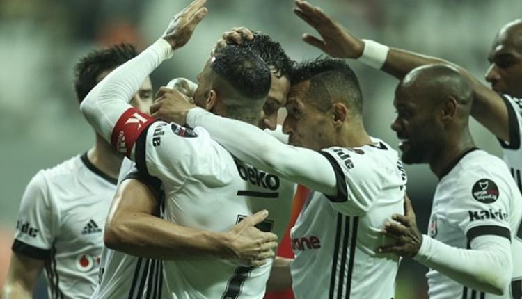 BJK Haberi: Beşiktaş'ın savunmacılarından skora katkı!